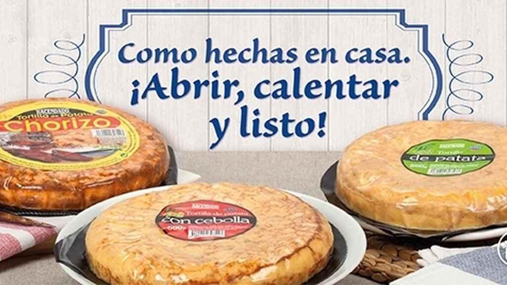 tortilla chorizo mercadona