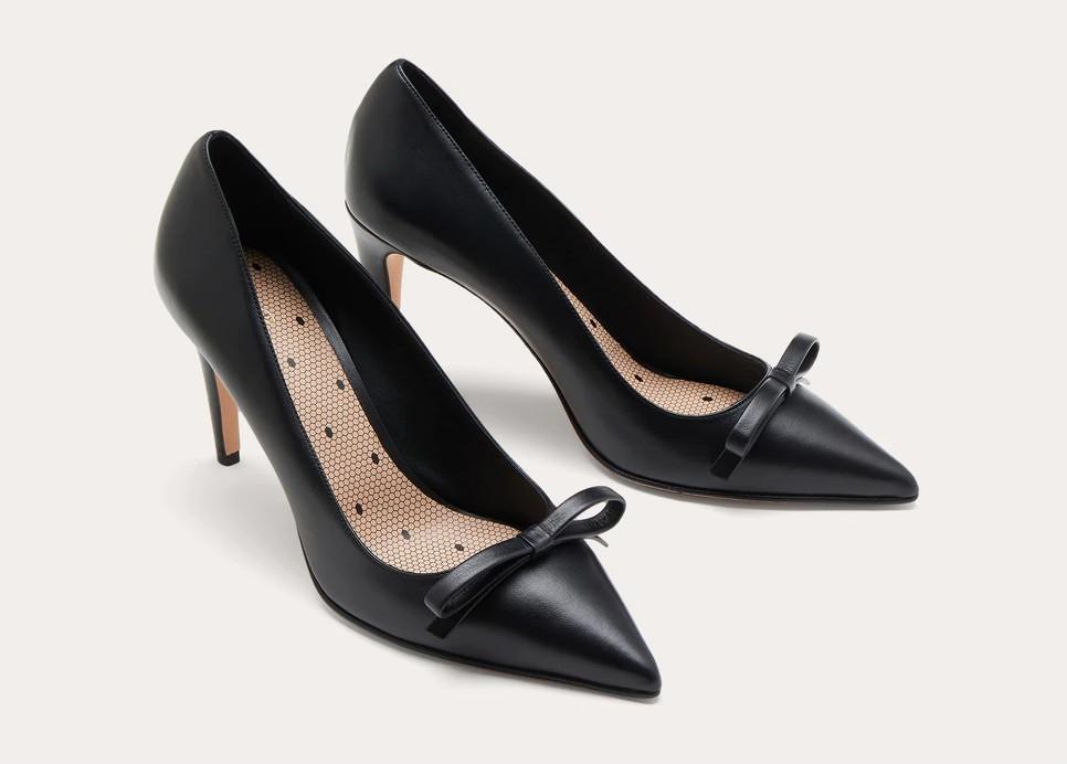 zapatos red valentino lazo el corte ingles