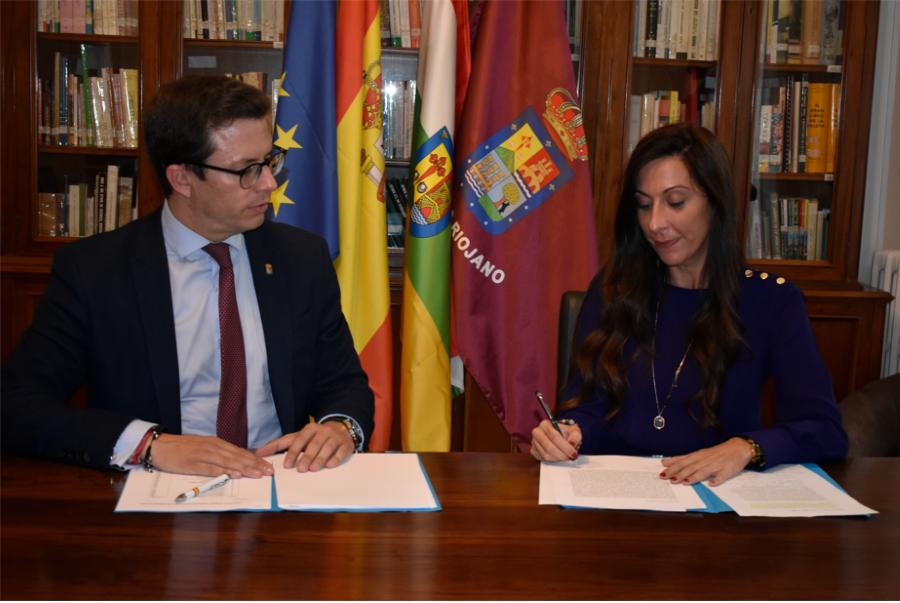 Acuerdo entre ILERNA y el Centro Riojano de Madrid para fomentar el conocimiento