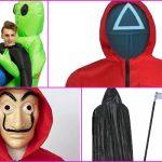 Amazon: 10 disfraces 'de miedo' para triunfar en Halloween
