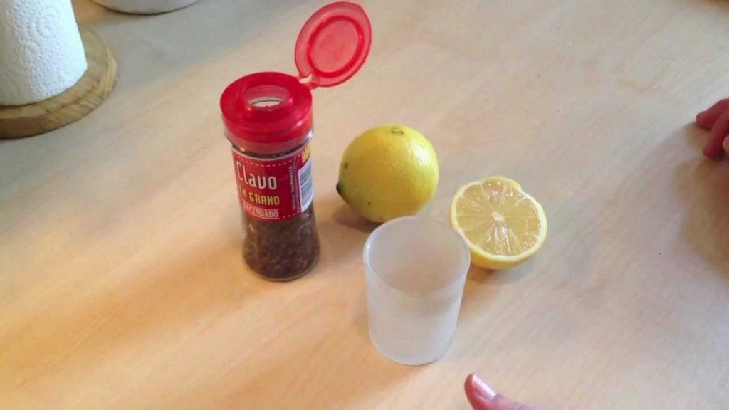 Concentrado de limón mosquito