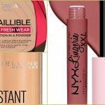 Maybelline, NYX, L'Oreal: 10 chollazos de hoy en maquillaje en Amazon