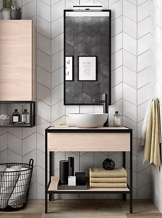 mueble lavabo leroy merlin