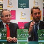 David Álvaro, autor de 'Lobby en positivo': «un lobby se centra en consensos, sinergias y beneficios sociales»