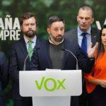 La nueva estrategia de Vox para robar votos a Casado pasa por azuzar un pacto PP-PSOE