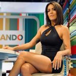 Zapeando: así era Lorena Castell cuando empezó en televisión hace 20 años